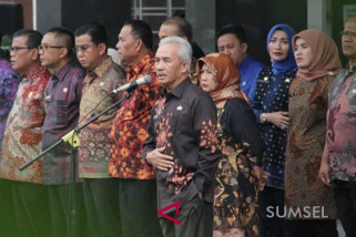 Sekda minta ASN Pemkot Palembang netral