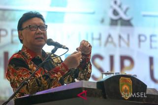 Tjahjo Kumolo nilai sah saja Gubernur NTB dukung Jokowi