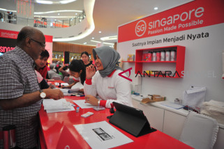 Singapura Travel Fair