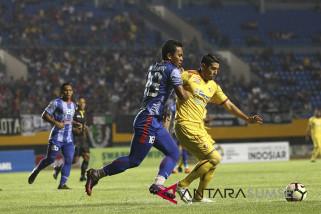 Sriwijaya FC tundukkan Felcra FC Malaysia 5-2