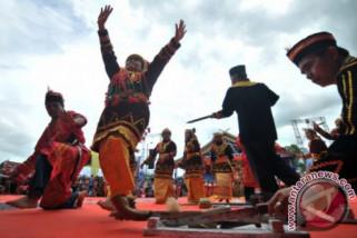 Tarian Kerinci meriahkan pesta budaya nusantara