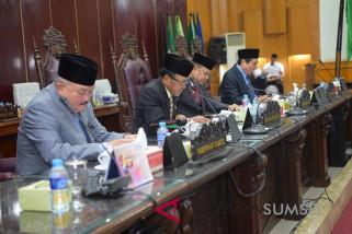 Sembilan Fraksi DPRD Sampaikan Pemandangan Umum LKPJ Gubernur Sumsel