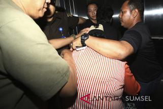DPO Korupsi Alkes RSUD OKU Timur  diringkus