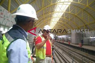 Pemerintah pantau penerapan K3 LRT Palembang