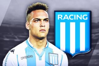 Striker Argentina Martinez Gabung Intermilan