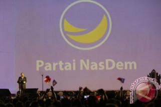 Parpol Nasdem OKU daftarkan Bacaleg ke KPU