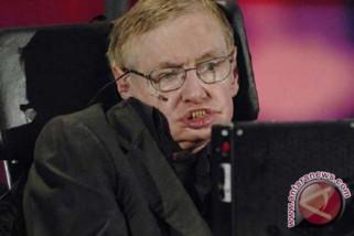 Sang penakluk bintang, Stephen Hawking meninggal dunia