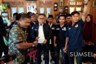 Kader PAN Sumsel dukung Zulkifli Hasan Capres 2019
