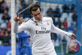 Bale siap berlaga untuk Madrid pada akhir pekan