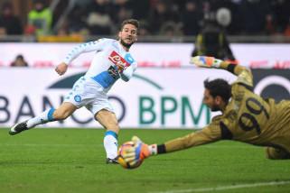 Juventus raih keuntungan dari aksi brilian Donnarumma