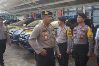 Polresta Palembang siaga bencana musim hujan
