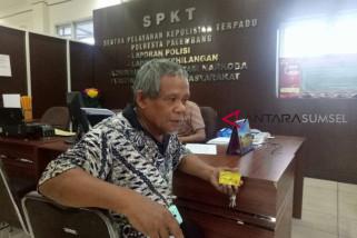 Pensiunan PNS tertipu menang undian, Rp39 juta ludes