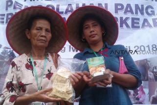 Aktivis Palembang bagikan pohon semarakkan hari bumi