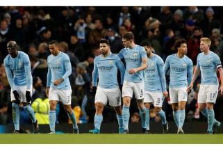 Manchester City ditahan imbang Wolves