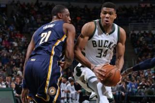 Milwaukee Bucks hentikan delapan kemenangan beruntun Warriors
