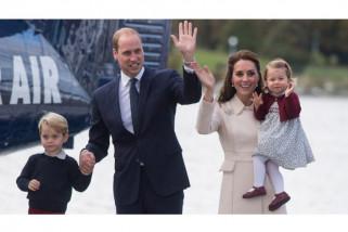 Anak ketiga Pangeran William, berhubungan dengan Film Harry Potter