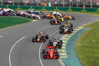 Sebastian Vettel akan start di posisi terdepan GP Bahrain