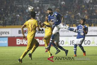 Persib Bandung tekuk Sriwijaya FC 2-0