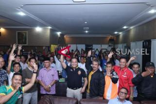 Dodi Nobar dengan Komunitas Bola Linggau, SFC menang telak