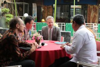Dubes Denmark kunjungi Lapas Anak Palembang