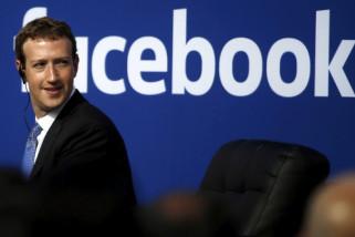 Facebook sumbang Rp15 miliar untuk gempa Palu