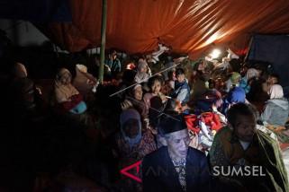 Logistik kebutuhan mendesak untuk korban gempa Banjarnegara