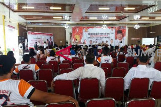 Gerindra konsentrasi penuhi syarat Prabowo menjadi Capres