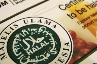 Baru 20 persen produsen makanan tersertifikasi halal