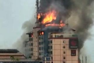 Kebakaran Hotel Novita peringatan bagi hotel lain
