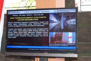 ANTARA akan distribusikan berita di Stasiun KAI