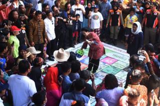 Megawati: Saya suka melihat Risma marah-marah