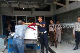 Samsat Palembang tambah mesin cetak plat nopol
