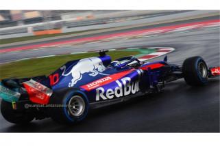 Gasly kehilangan posisi ke-10 di GP Britania
