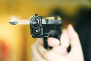 Polisi tembak mati komplotan