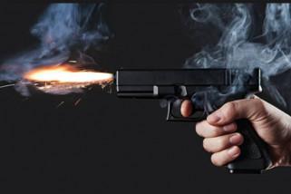Polisi amankan anggota Perbakin peluru nyasar di DPR