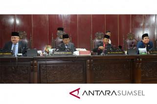 Dua anggota DPRD Sumsel resmi dilantik