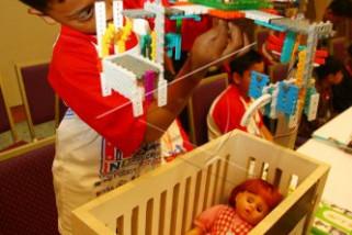 Kompetisi Robotic Anak di Indonesia