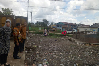 Sematang Borang bangun pabrik pengelolaan sampah