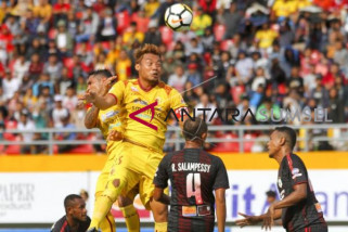 Kapten Sriwijaya FC buka suara soal kondisi tim