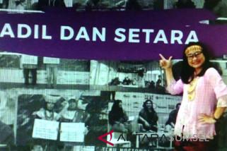 Solidaritas perempuan Palembang siapkan pameran hasil bumi