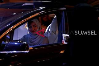 Perempuan Arab Saudi menyambut kebebasan