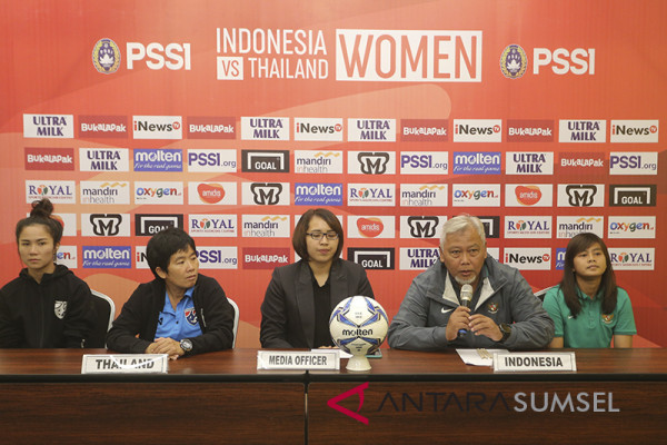 Jelang Laga Indonesia vs Thailand