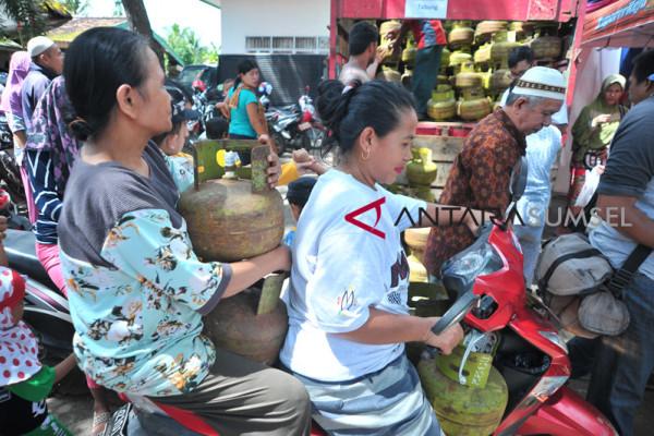 Pasar Murah sediakan LPG 3 kg seharga Rp 15.000