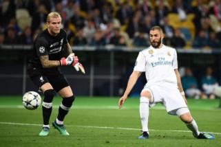 Karius disebut gegar otak pada Final Liga Champions