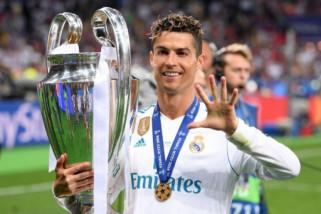 Penggemar Real Madrid desak Ronaldo bertahan