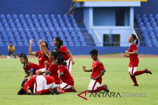 Timnas Wanita U-16 Indonesia gagal lolos Group Piala AFF