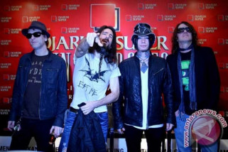 Band Guns N' Roses kembali ke Indonesia