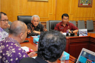 Masa jabatan pjs Wali Kota Palembang berakhir