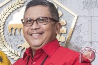Hasto Kristiyanto: Keunggulan Jokowi-Maruf berasal dari rakyat