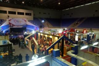 Asian Games - Pemkot Malang pameran UMKM di Palembang